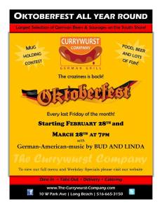 bud and linda gramer currywurst company